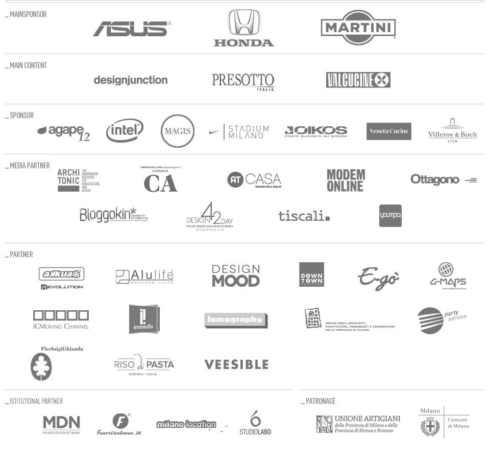 sponsor e partner